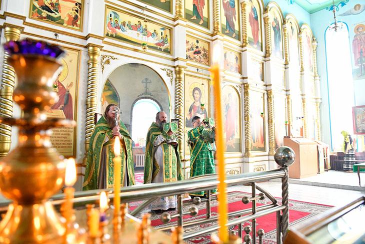 ТрадициипраздникаБлаговещение Пресвятой Богородицы
