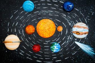 сколько в солнечной системе планет
