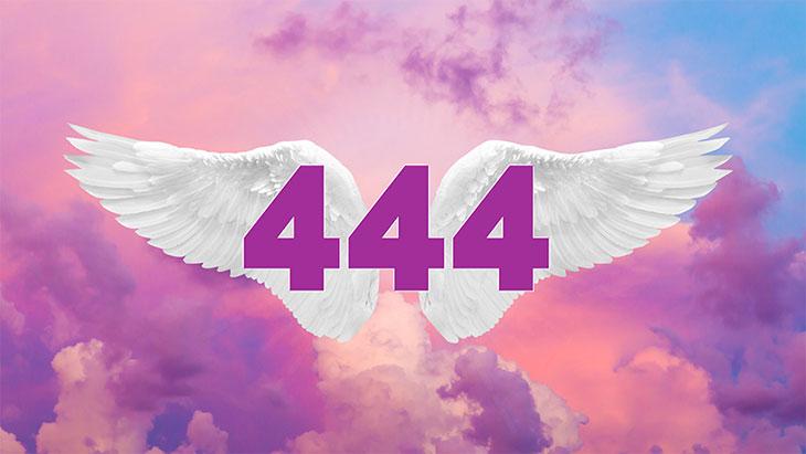 Число 444 в ангельской нумерологии