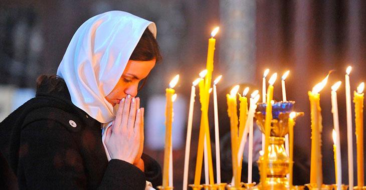 МолитвыБлаговещения Пресвятой Богородицы
