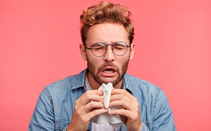 Значение количества чиханий