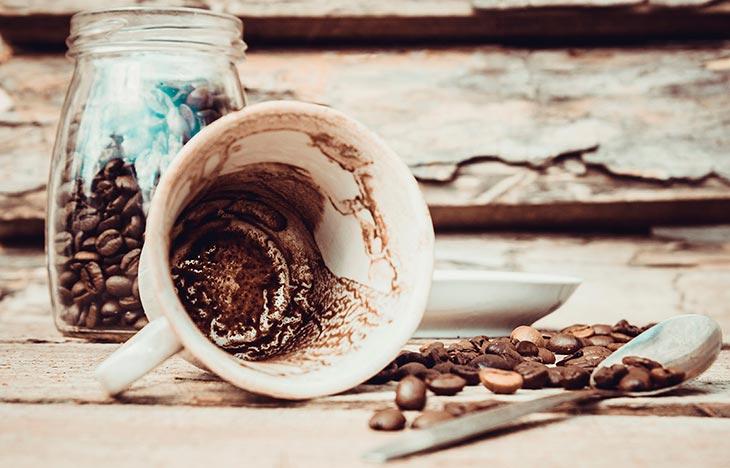 Как подавать кофе для гадания