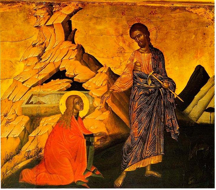 Миф о браке между Иисусом и Марией