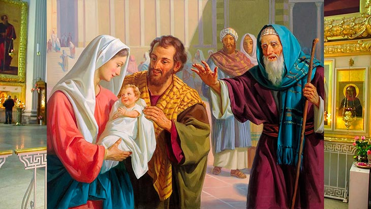 История праздника Сретение