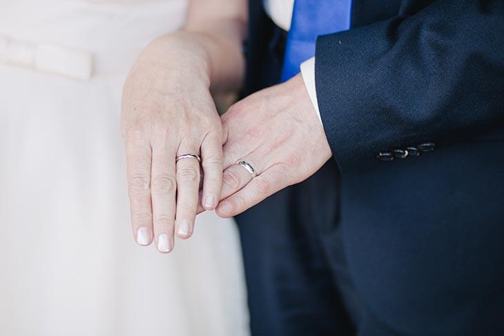 Брак между Овнами