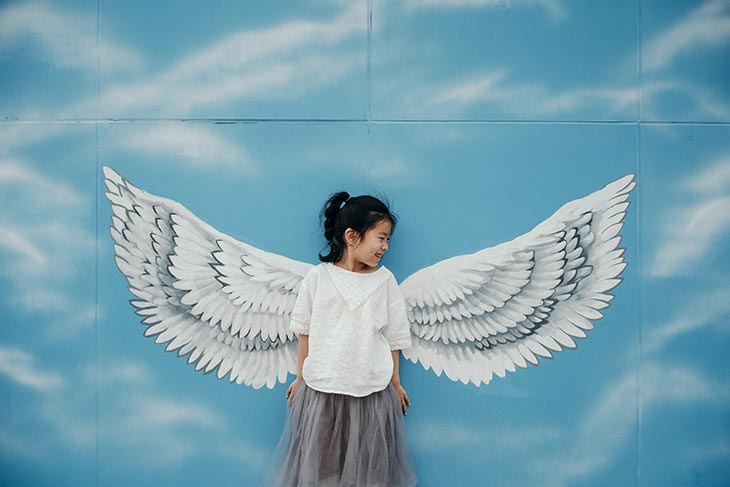 Когда Бог даёт человеку Ангела-хранителя
