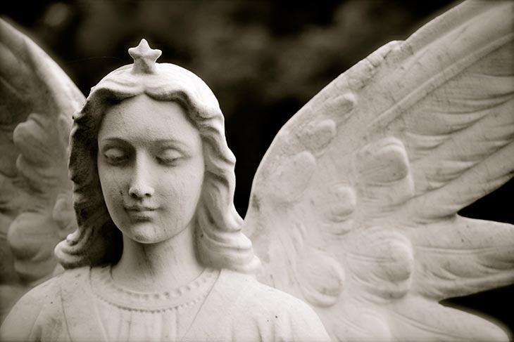 Где находится наш Ангел Хранитель?