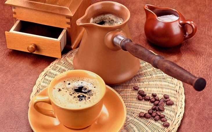 Как сварить кофе для гадания