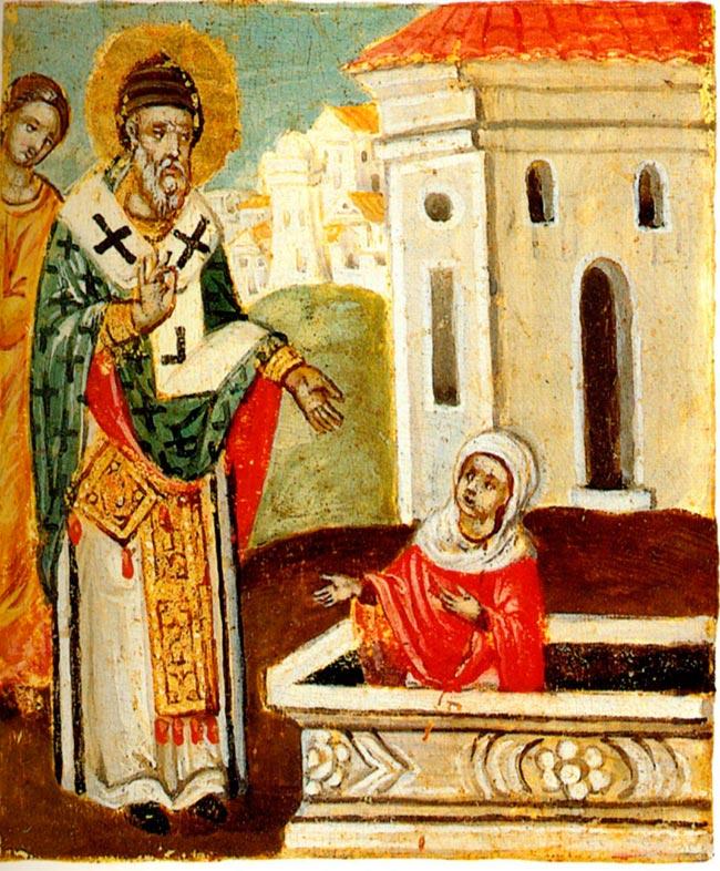 Как пастух стал епископом