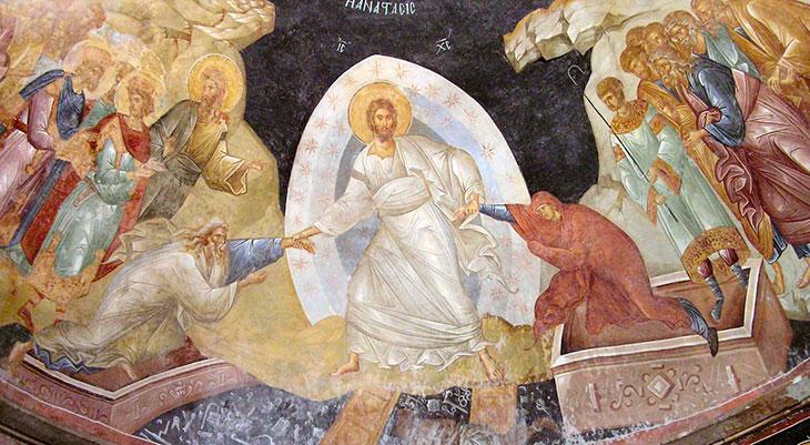 История о Марии Магдалине и императоре Тиберии