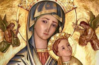 Зачатие иРождествоДевы Марии