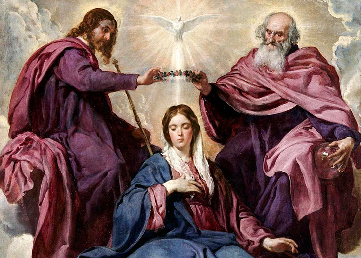 Девы Марии