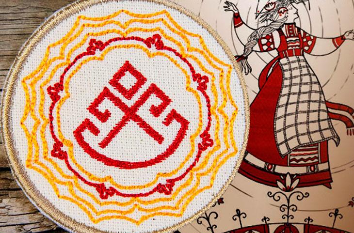 Богиня Леля символ и руна