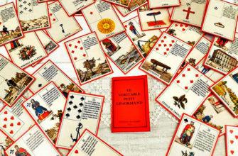 История появления карт Ленорман и их толкование