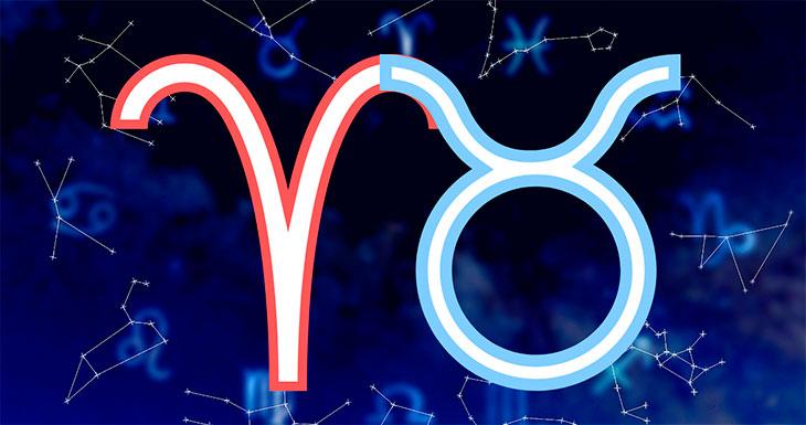 Апрель: знаки зодиака Овен и Телец