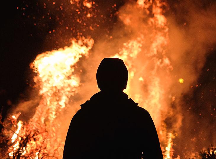 Если вы увидели пожар