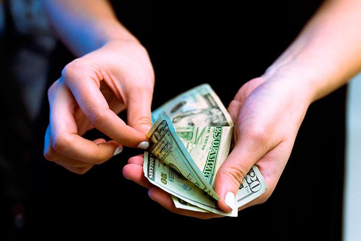 874 к чему снятся деньги бумажные