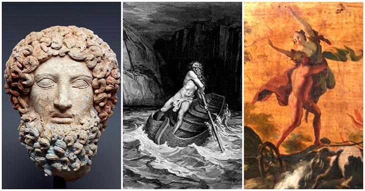 Аид в мифологии