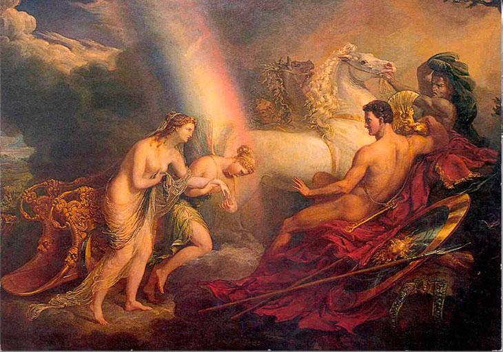 История происхождения Венеры