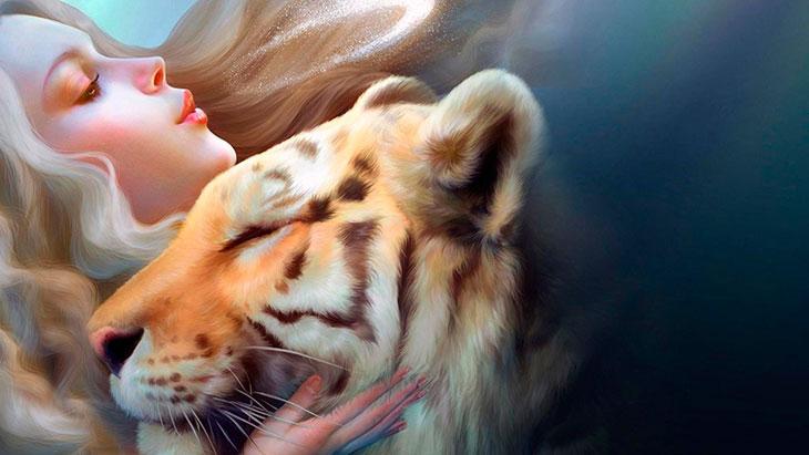 Что приносит удачу Тигру