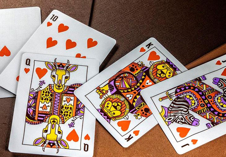 Гадания игральными картами