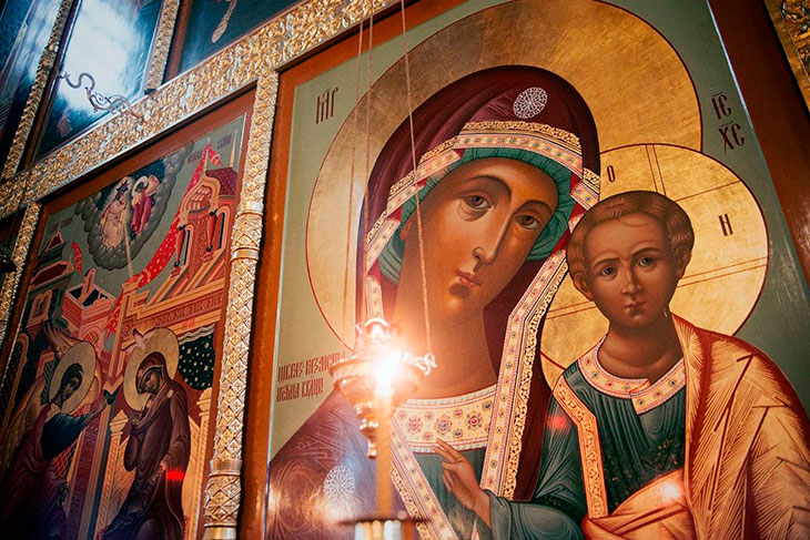 1749 молитва казанской божьей матери