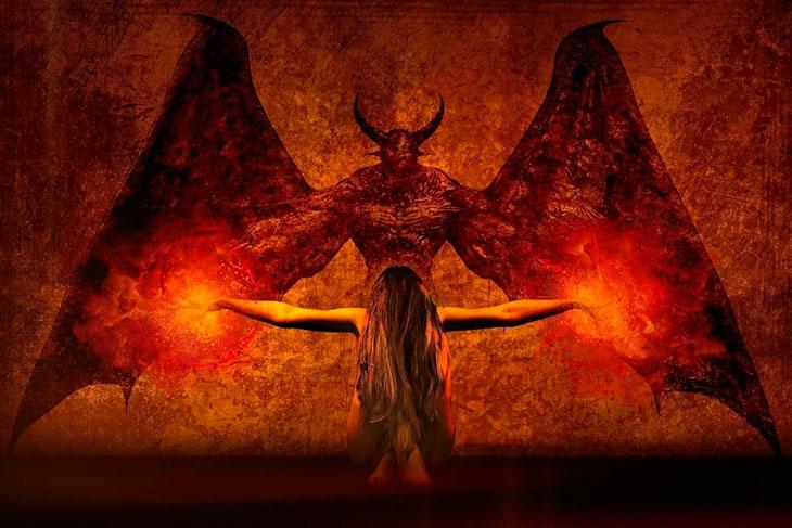 Я продал душу Дьяволу