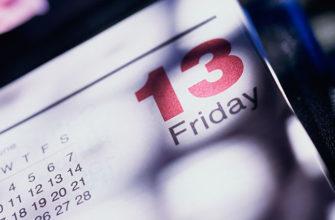 История появления суеверий о Пятнице 13