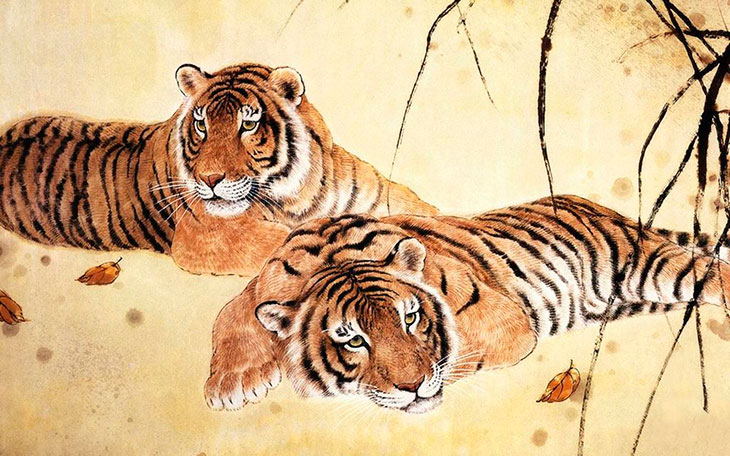 Наиболее подходящие профессии для Тигра