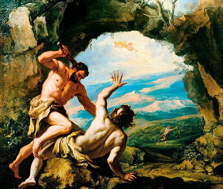 История о Каине и Авеле