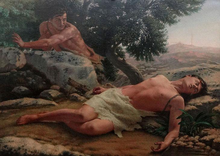 За что Каин убил Авеля?