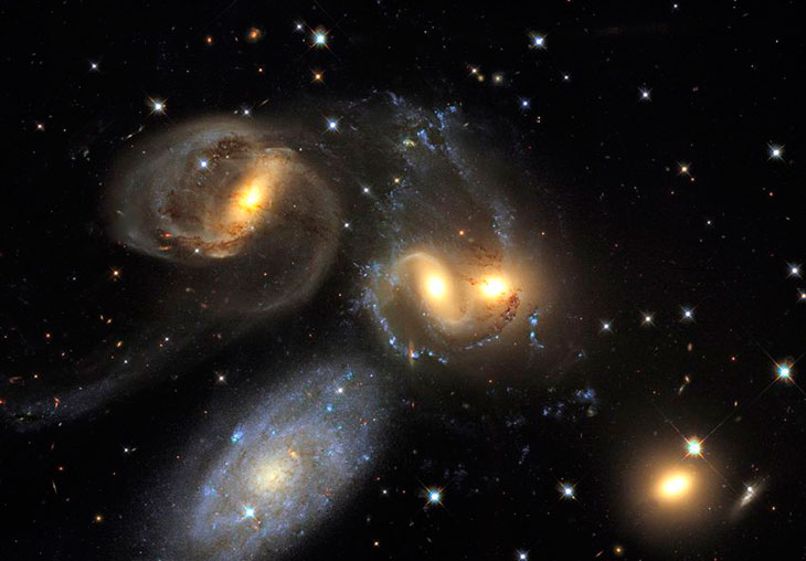 Галактики и скопления