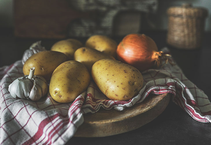 Какая картошка приснилась