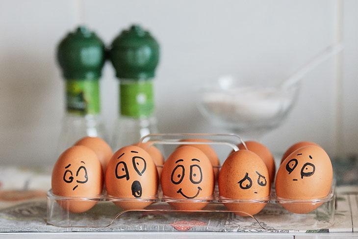 К чему снятся яйца в скорлупе?