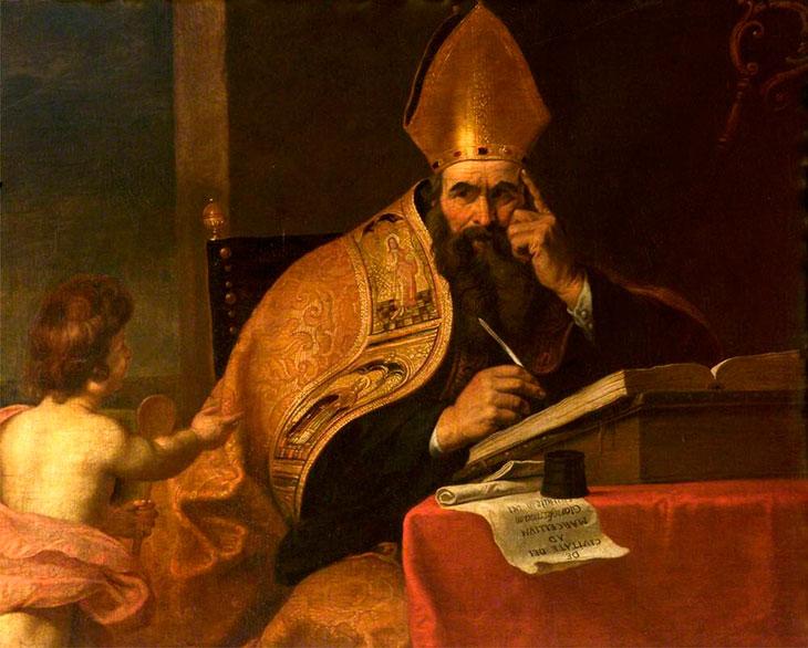 Молитва блаженного Августина